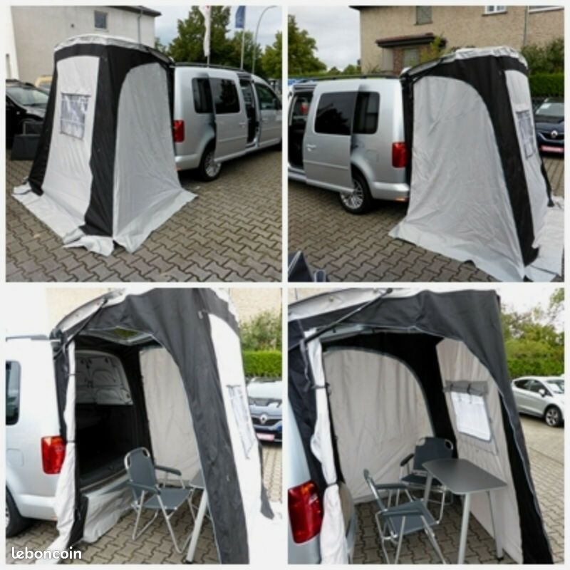 Volkswagen Caddy Maxi Camper Beach