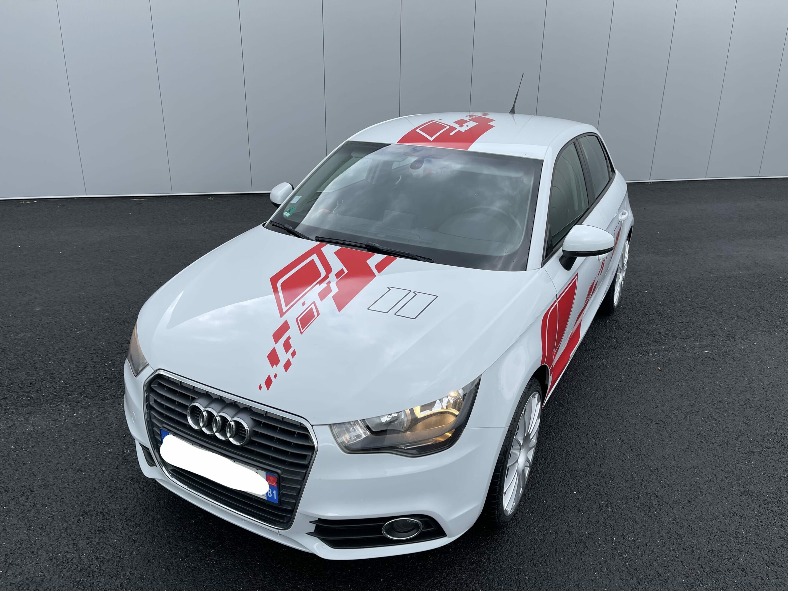 Audi A1 Sportback Ambition Série Limitée Sport FW