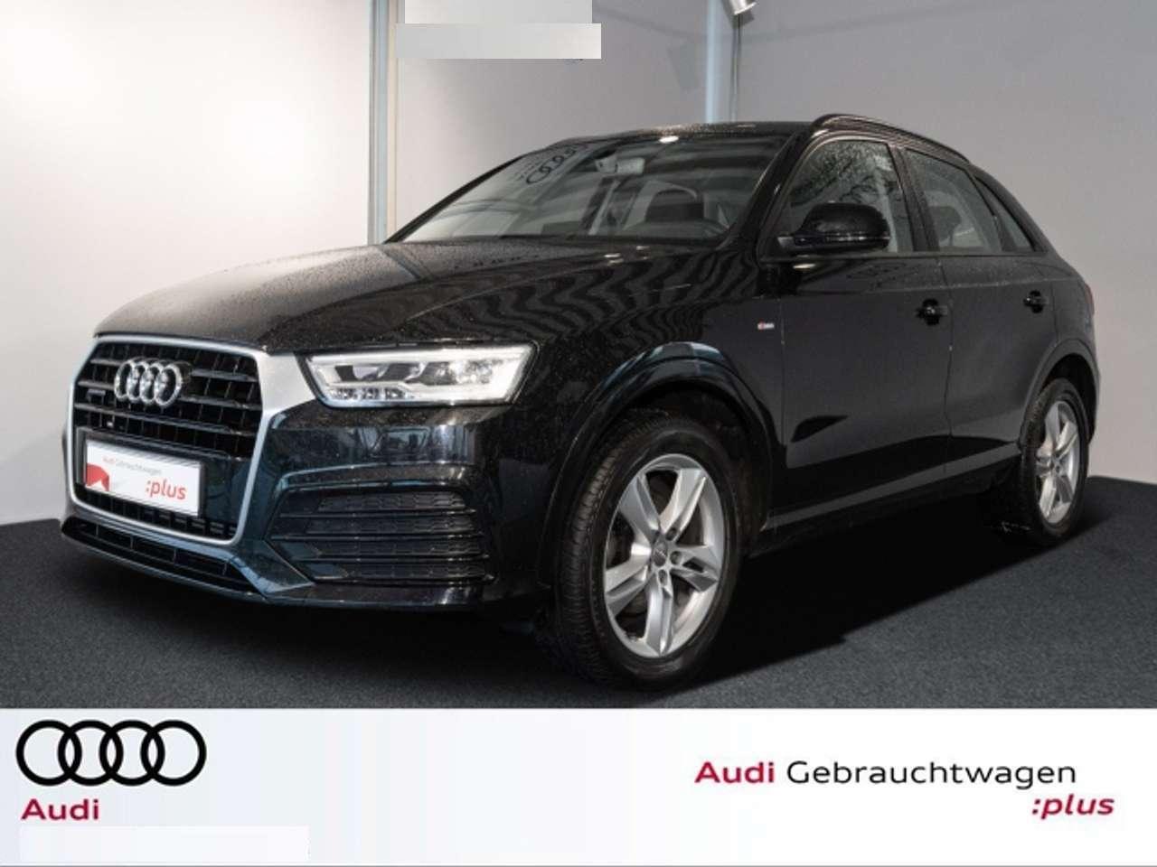 Audi Q3 2.0TFSI QUATTRO S-TRONIC S-LINE SELECTION