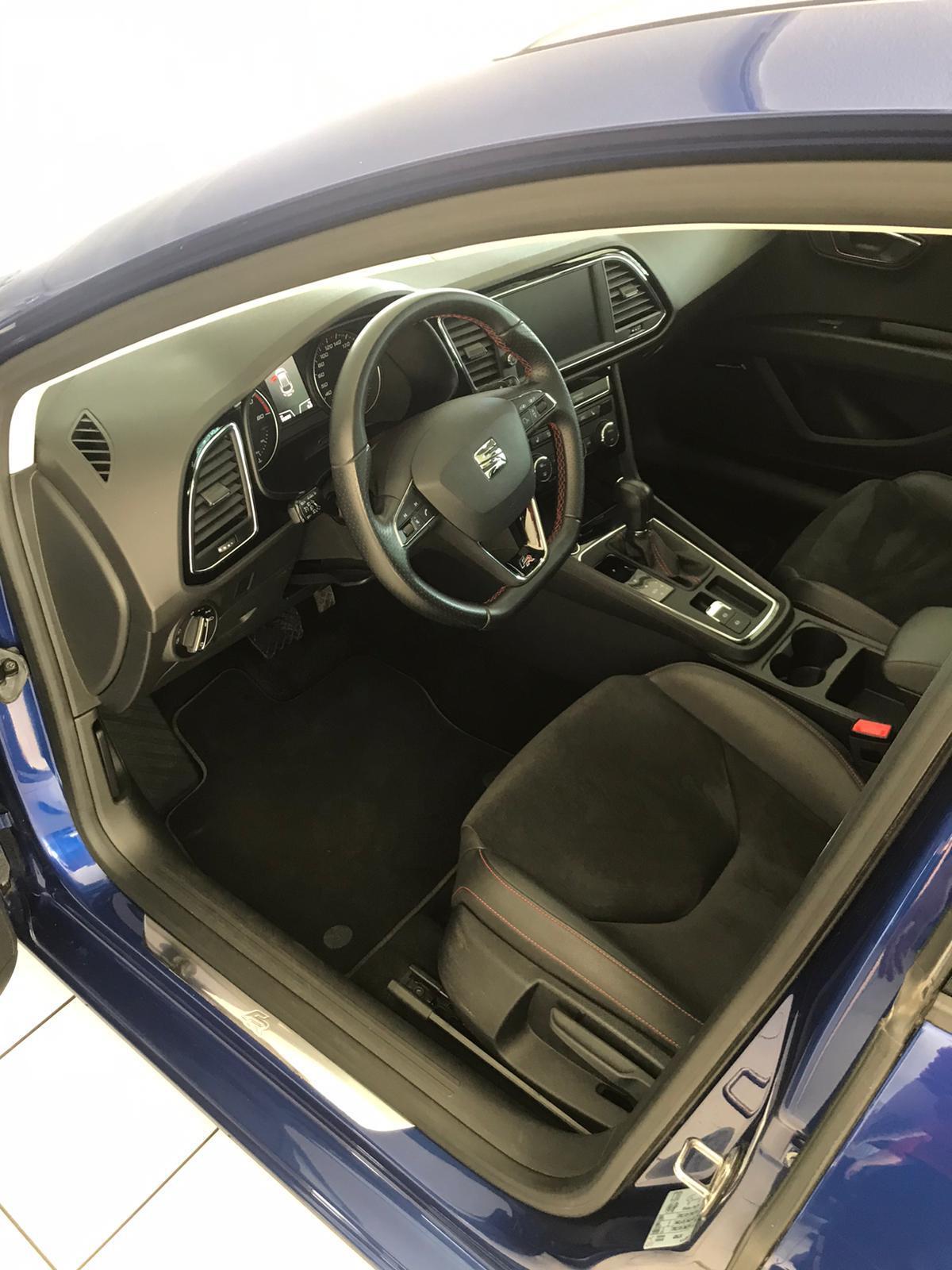 SEAT Leon ST 1.8TSI FR DSG